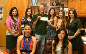 PSJA North Check Presentation 1